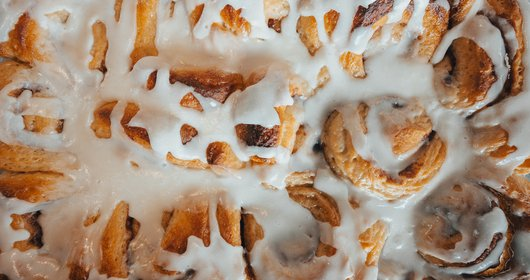 Cabin Cooking Series: Cinnamon Rolls with Secret Icing | Buffalo Outdoor Center