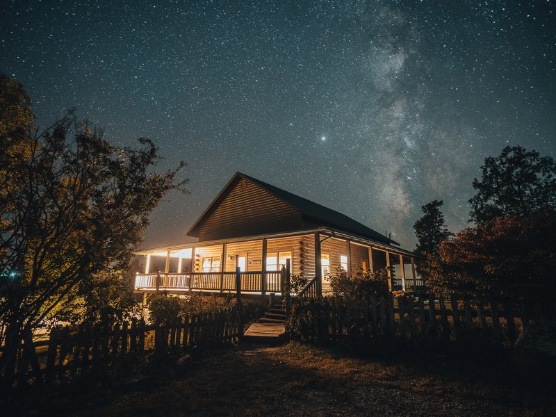 The Big Sky Cabin