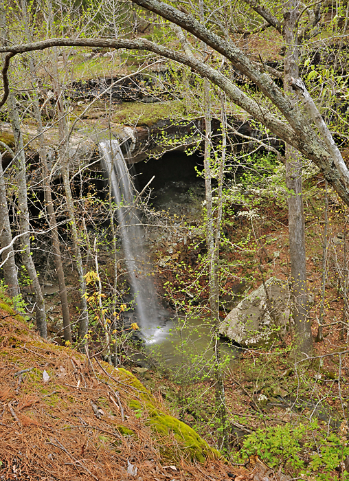 Hidout Hollow Waterfall