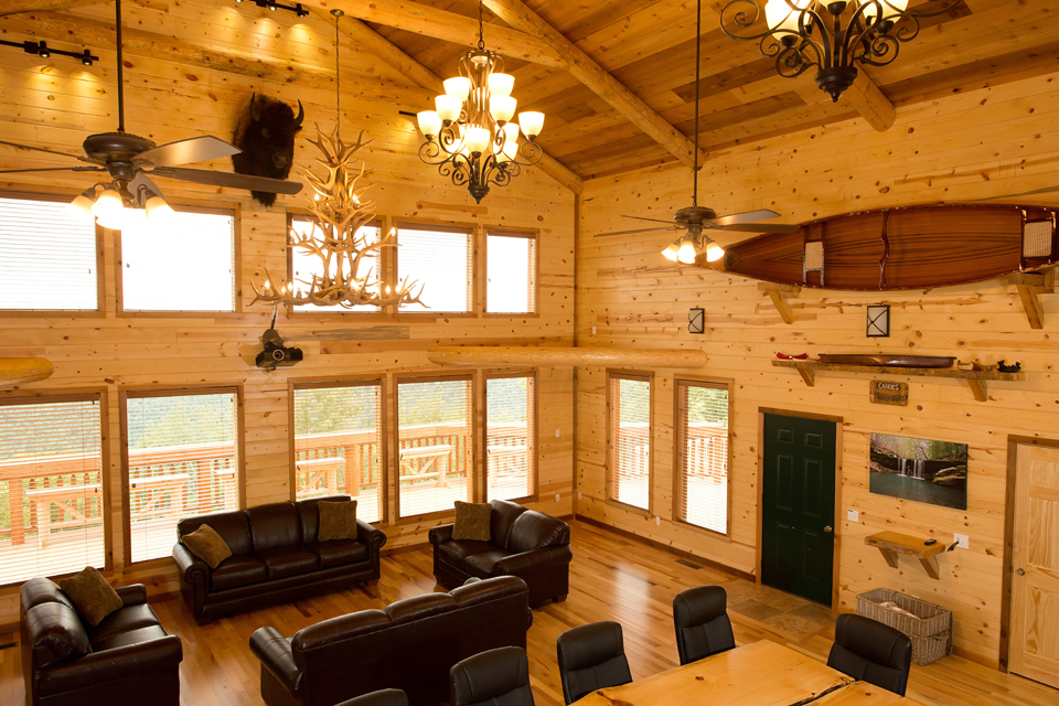 Lodge Offers View of Arkansas' Finest Scenery | Buffalo Outdoor Center