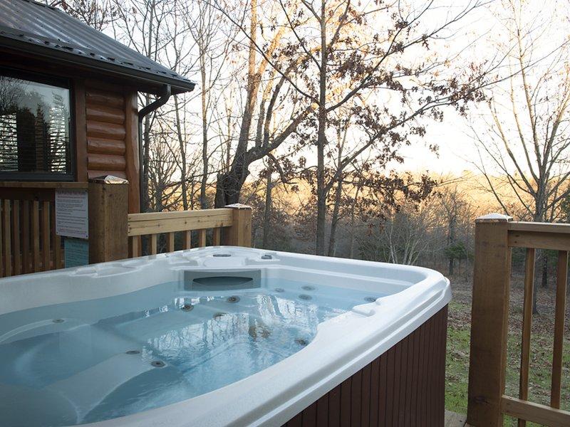 near hot cabin tennessee cabins colorado getaways log oklahoma with arkansas me in romantic tubs texas